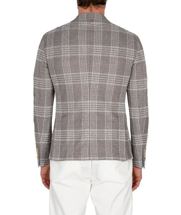Checked Sports Jacket picture 2