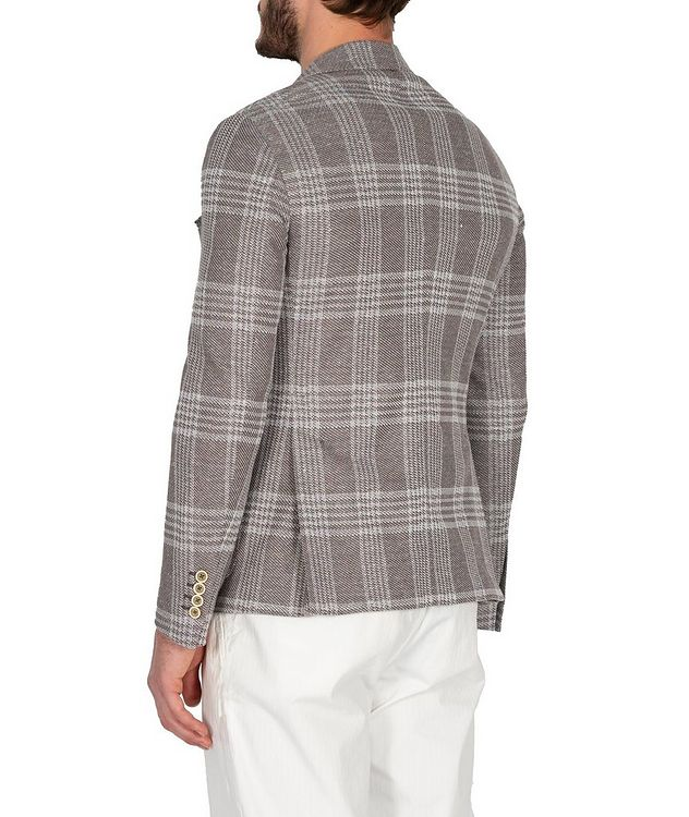 Checked Sports Jacket picture 4
