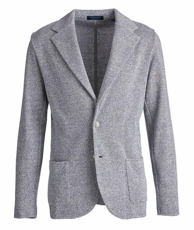 Cotton-Linen Sweater Jacket picture 1