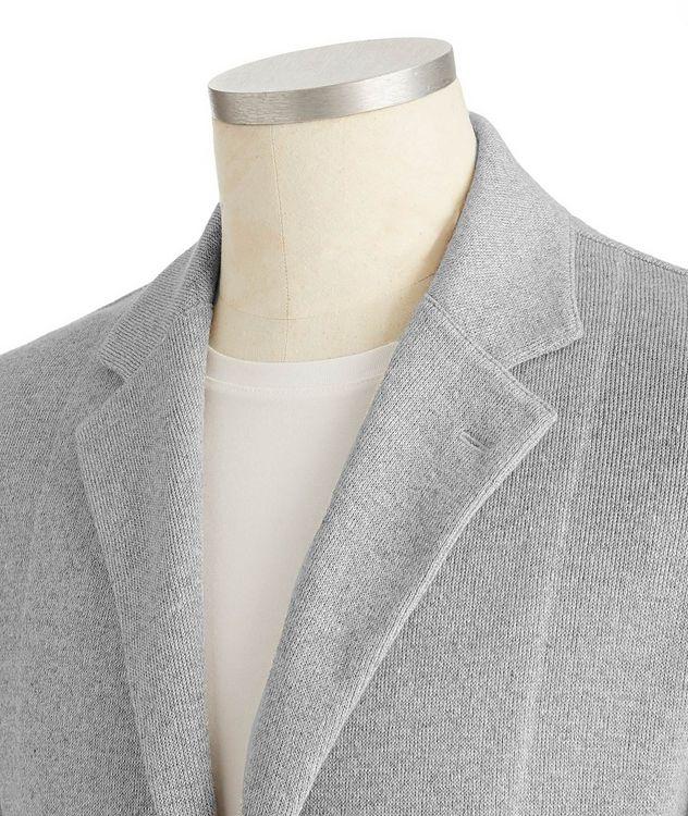 Cotton-Linen Sweater Jacket picture 2