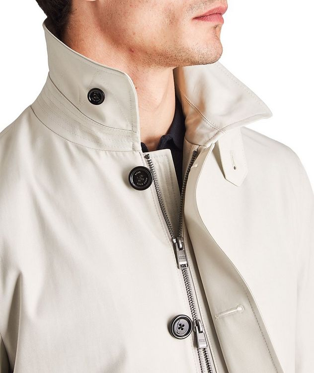 Water-Repellent Coat picture 3