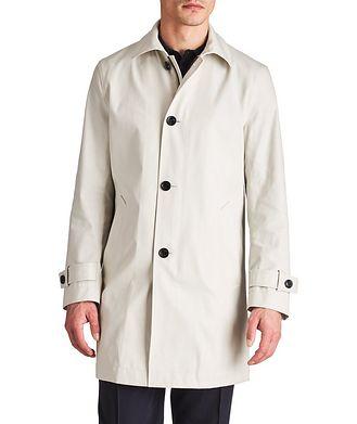 BOSS Water-Repellent Coat