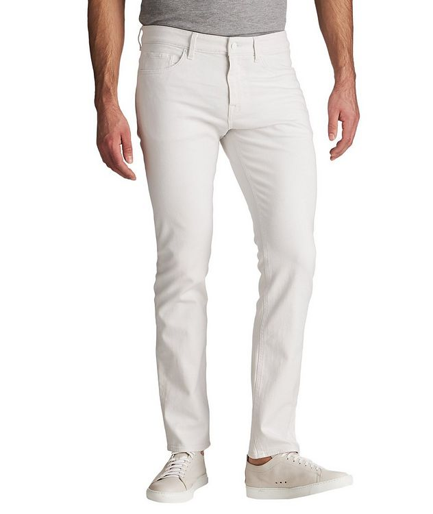 Delaware Stretch-Cotton Jeans picture 1