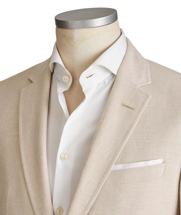 Hutsons4 Cotton-Linen Sports Jacket image 1