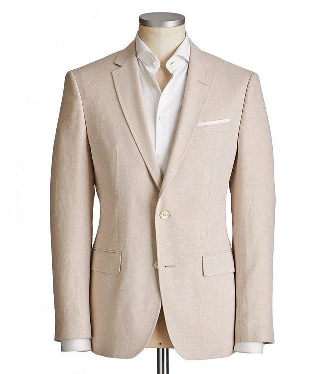 Hutsons4 Cotton-Linen Sports Jacket picture 1