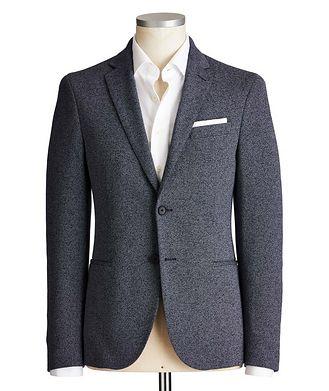 BOSS Norwin4 Cotton-Blend Sports Jacket