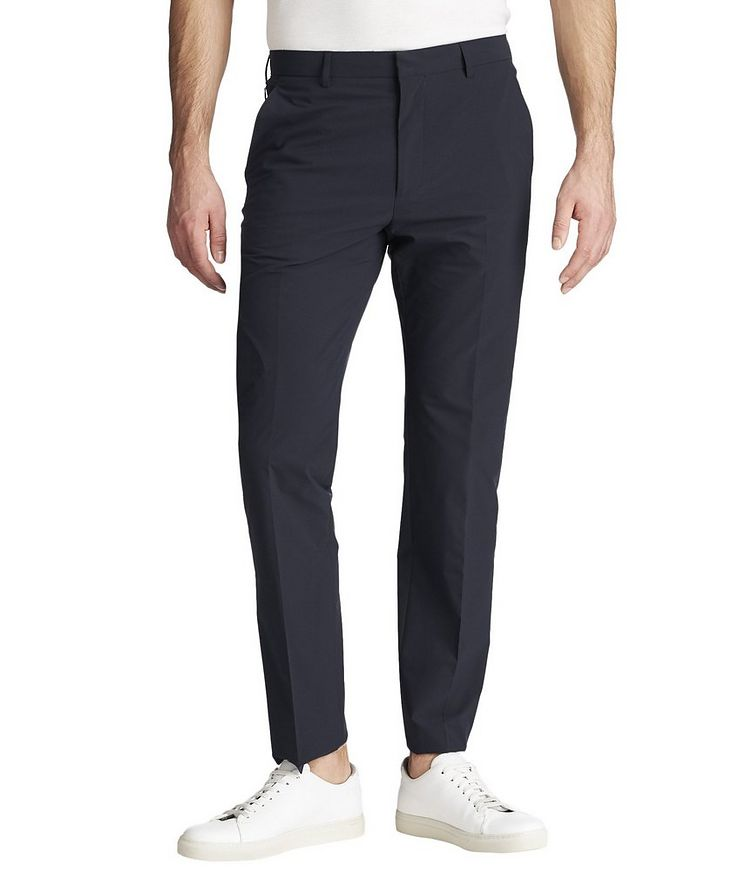 Slim Fit Travel Dress Pants image 0