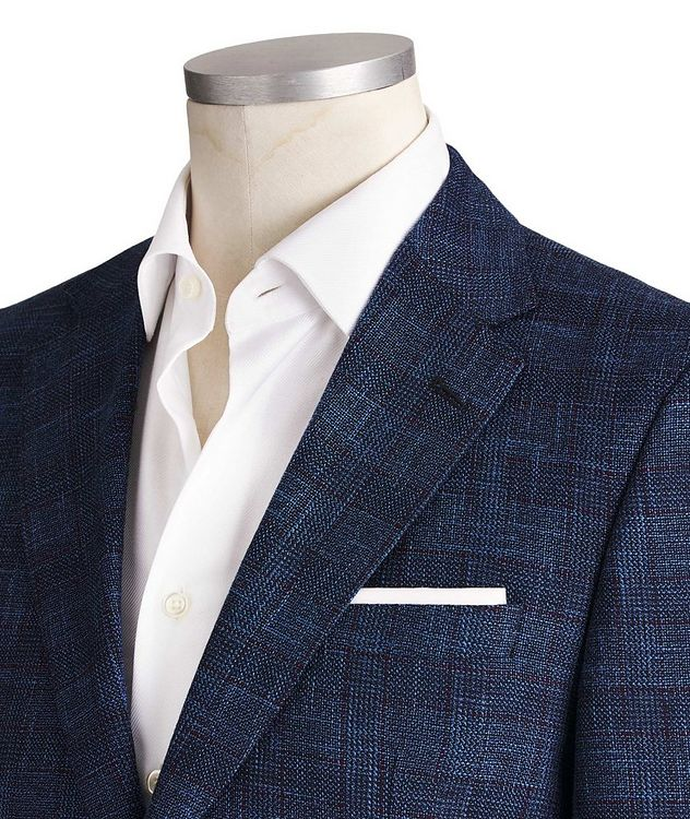 Jawen Wool, Cotton & Linen Sports Jacket picture 2