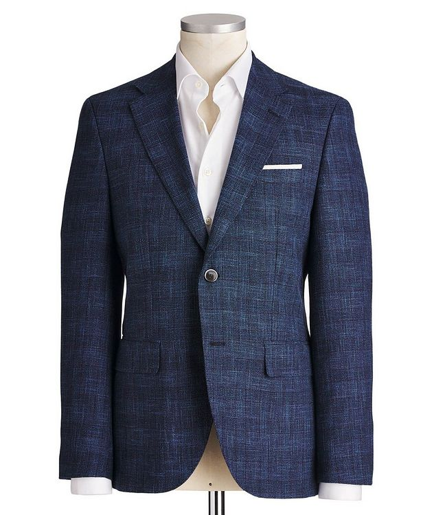 Jawen Wool, Cotton & Linen Sports Jacket picture 1