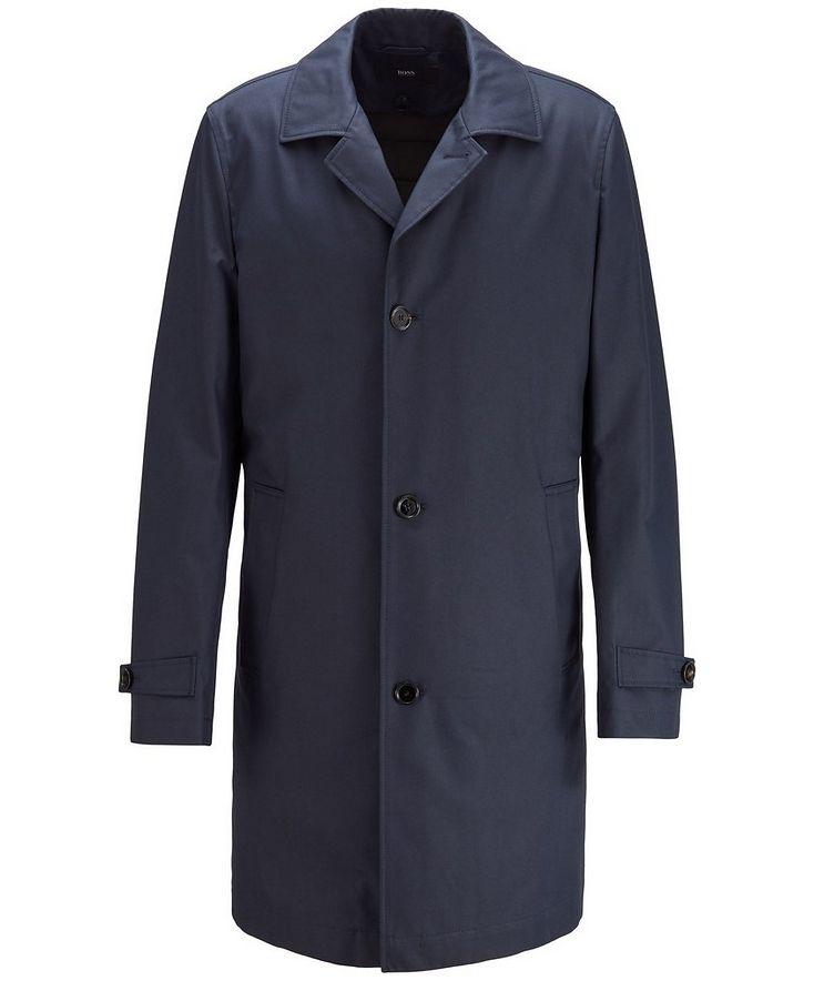 Derrek Cotton-Blend Coat image 0