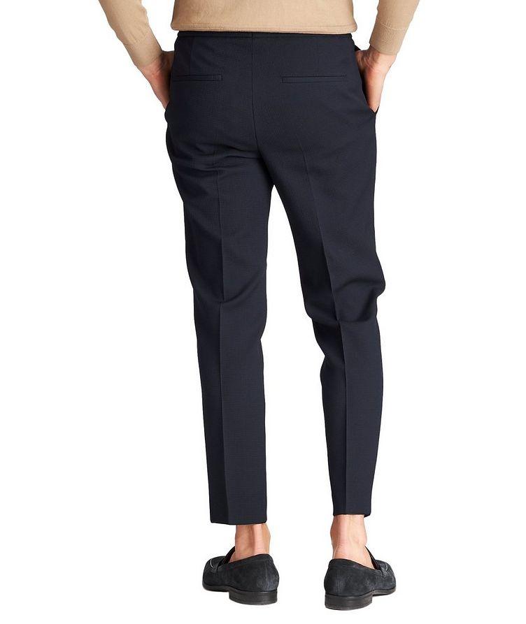 Pantalon habillé Brider1 à taille à cordon image 1