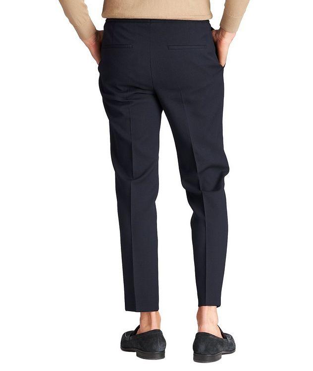 Pantalon habillé Brider1 à taille à cordon picture 2