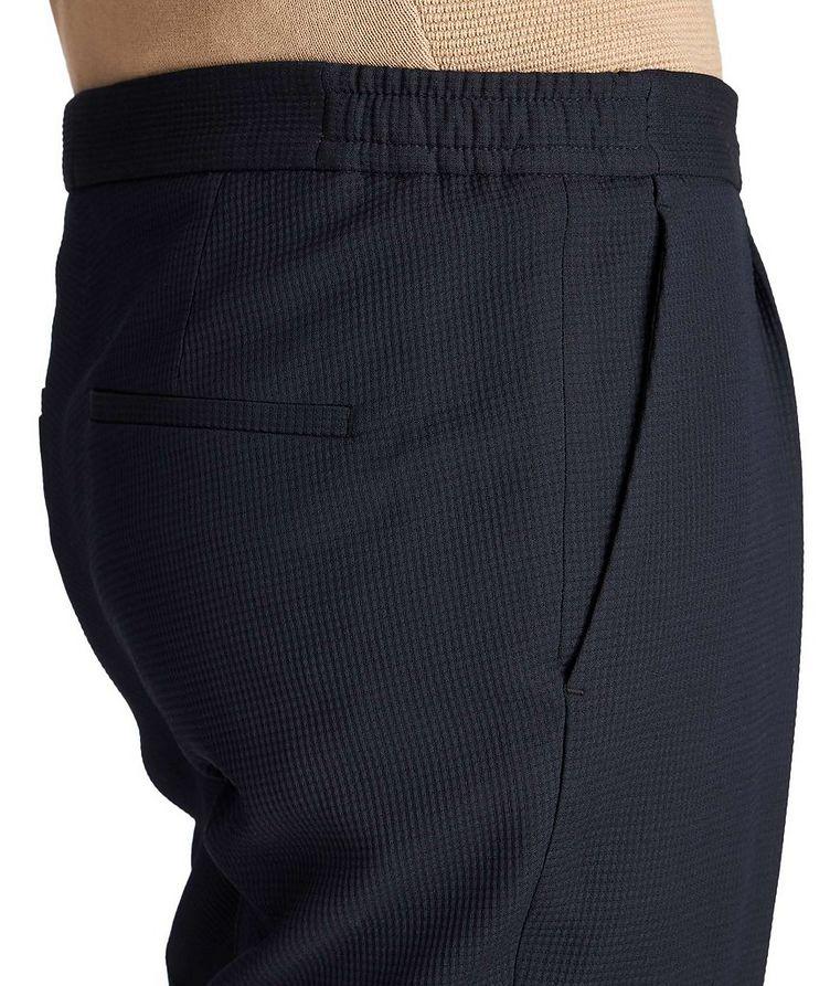 Pantalon habillé Brider1 à taille à cordon image 2