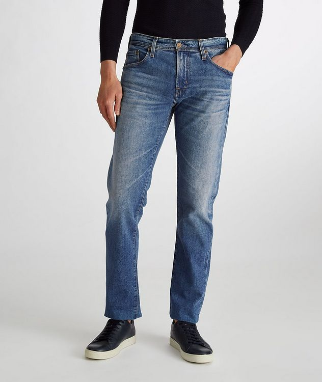 The Tellis Slim-Fit Jeans picture 2