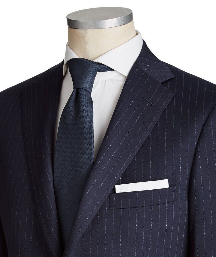 Madison Pinstriped Suit image 1