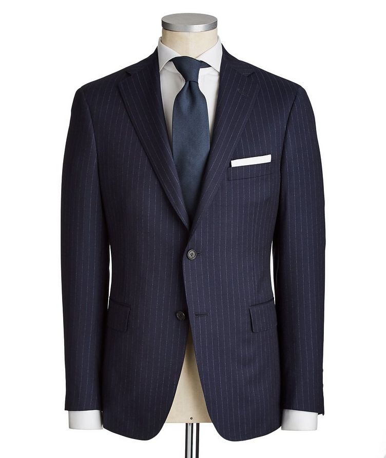 Madison Pinstriped Suit image 0