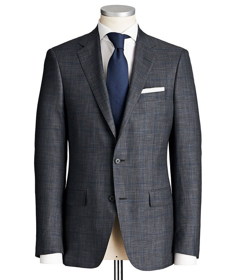 Cosmo Wool-Silk Suit image 0