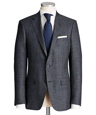 Samuelsohn Cosmo Wool-Silk Suit