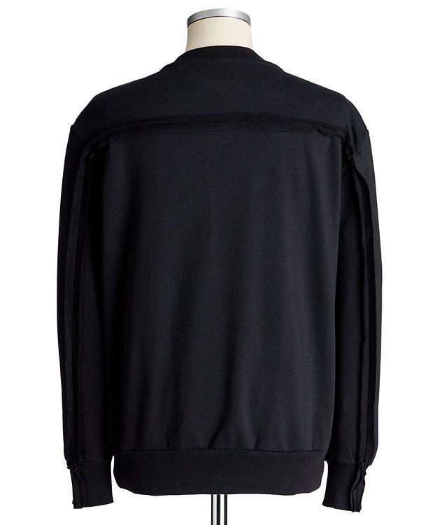 Printed Cotton Sweatshirt picture 2