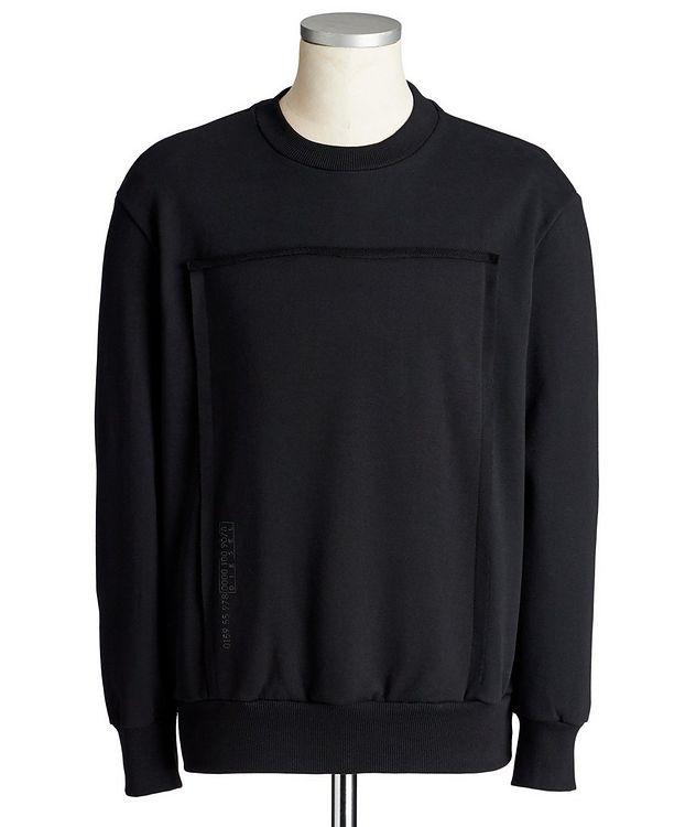 Printed Cotton Sweatshirt picture 1