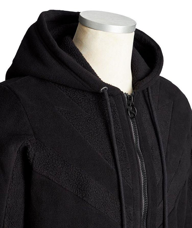 Zip-Up Fleece Hoodie image 1