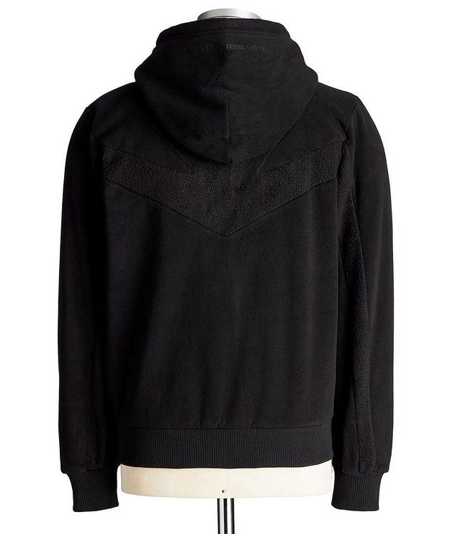 Zip-Up Fleece Hoodie picture 3