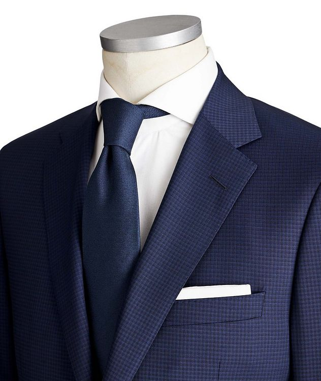 Cosmo Checked Suit picture 2