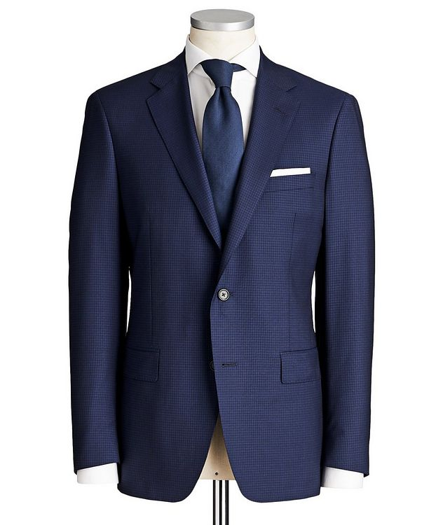 Cosmo Checked Suit picture 1