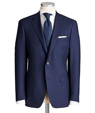 Samuelsohn Cosmo Checked Suit