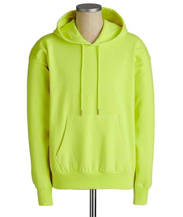 Fluorescent Drawstring Hoodie picture 1
