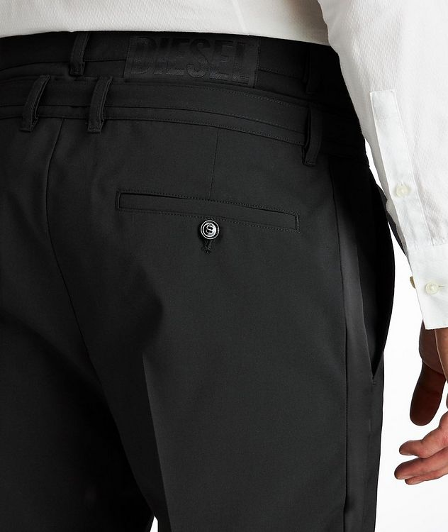 P-Hooky Stretch-Wool Trousers picture 3