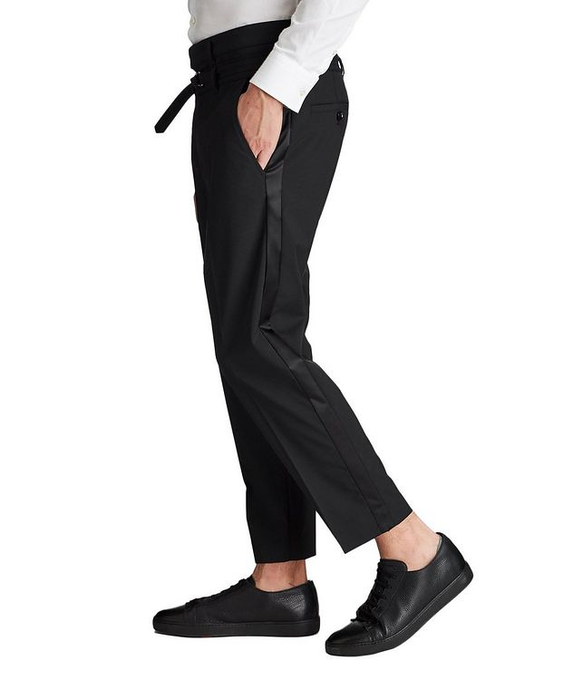 P-Hooky Stretch-Wool Trousers picture 4