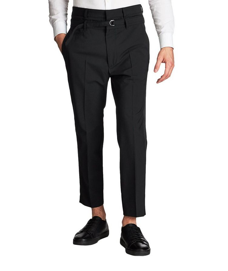 P-Hooky Stretch-Wool Trousers image 0