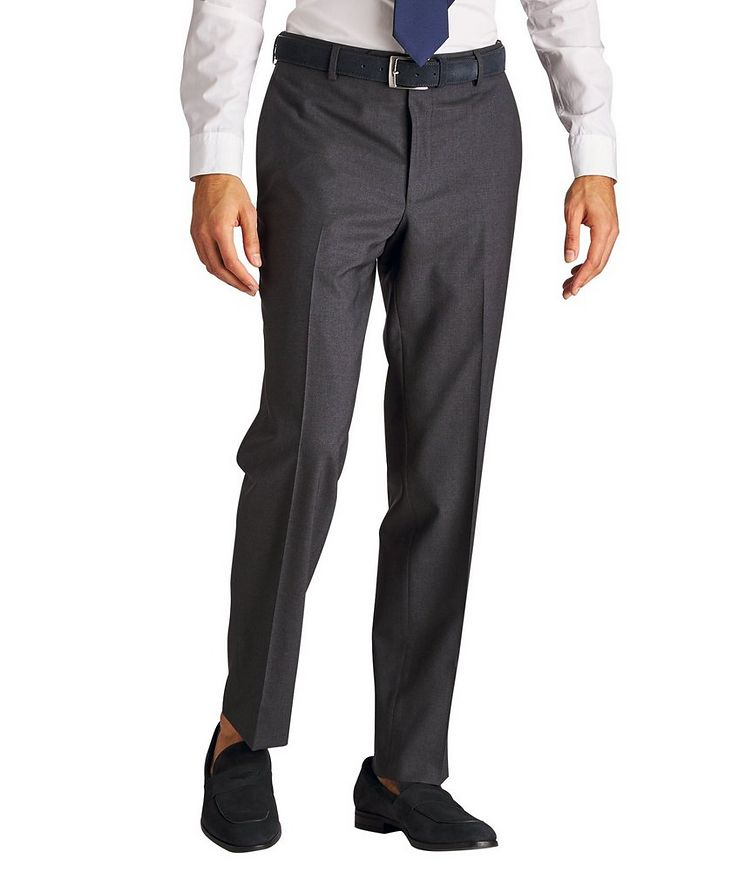 Pantalon habillé de coupe contemporaine image 0
