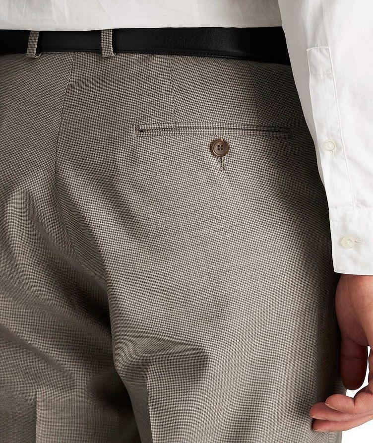 Trim Fit Dress Pants image 2
