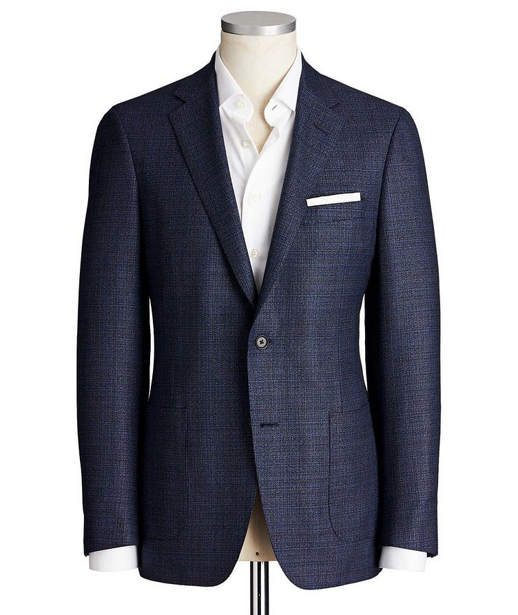 Cosmo Wool-Silk Sports Jacket image 0