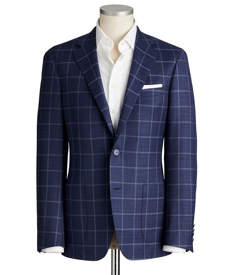 Cosmo Stretch-Wool Sports Jacket image 0