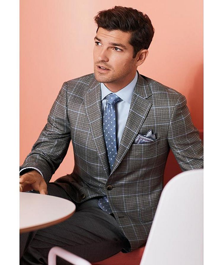 Cosmo Wool Sports Jacket image 2