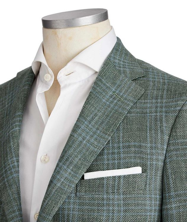 Michael Linen-Wool Sports Jacket picture 2