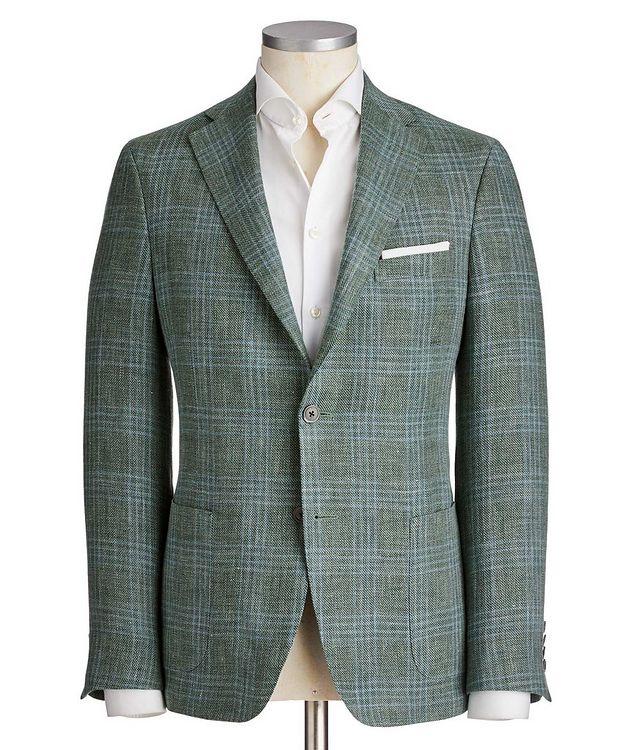 Michael Linen-Wool Sports Jacket picture 1