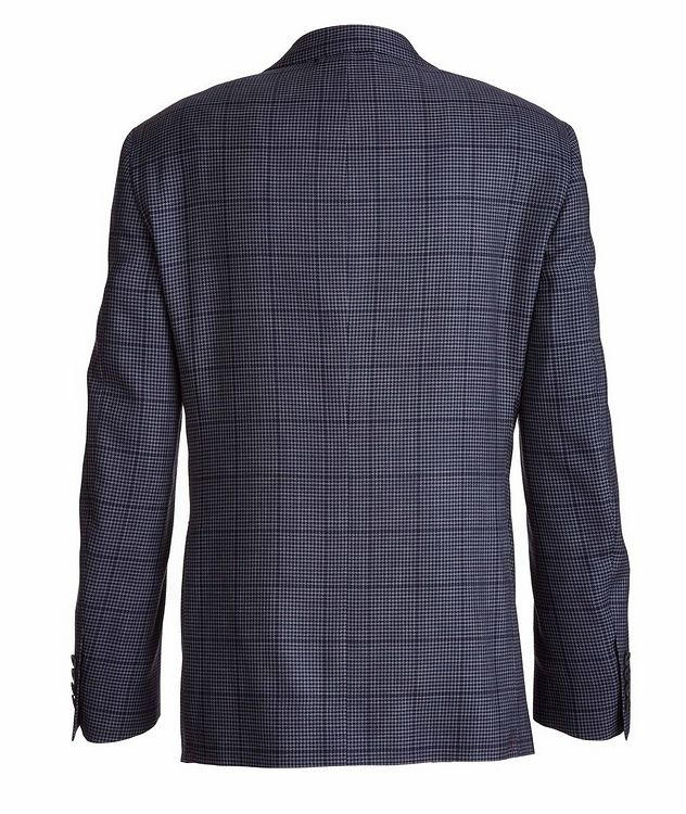 Cosmo Ice Wool and Silk Sports Jacket picture 2
