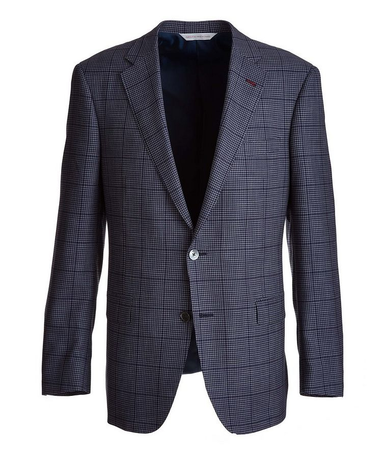 Cosmo Ice Wool and Silk Sports Jacket image 0