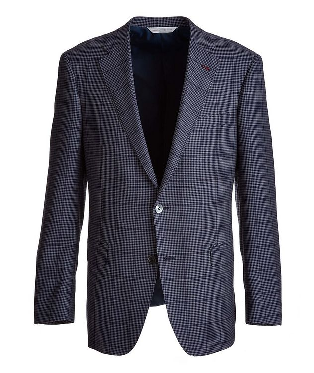 Cosmo Ice Wool and Silk Sports Jacket picture 1