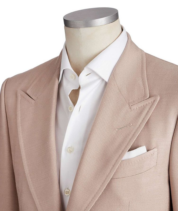 Shelton Silk Sports Jacket image 1