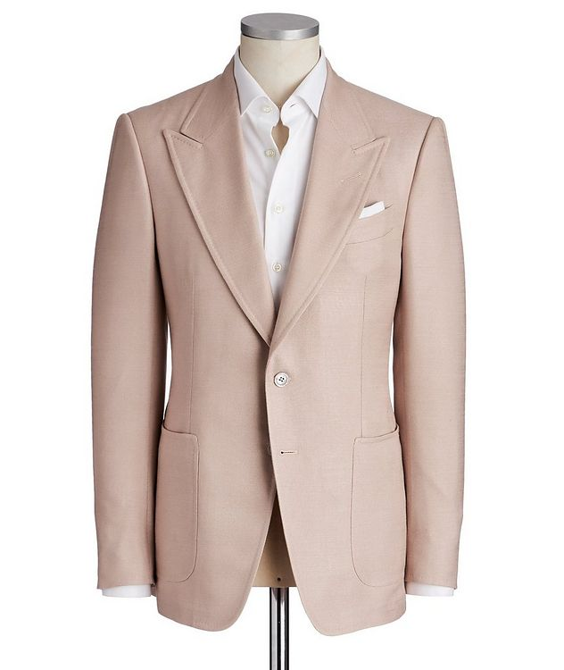 Shelton Silk Sports Jacket picture 1