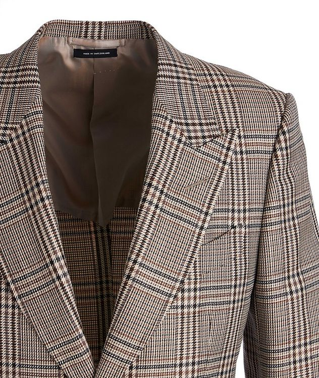 Shelton Wool, Mohair, and Silk Sports Jacket picture 2