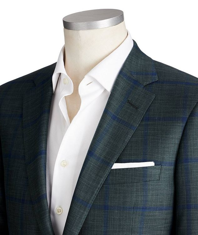 Cosmo Wool-Silk Sports Jacket picture 2