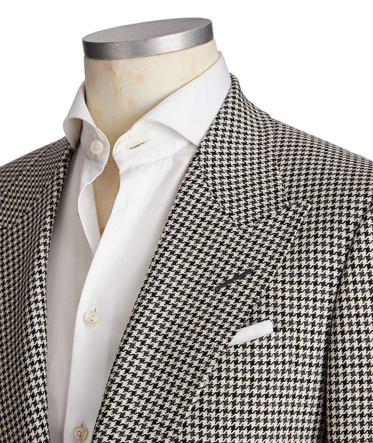 Shelton Wool, Mohair & Silk Sports Jacket image 1