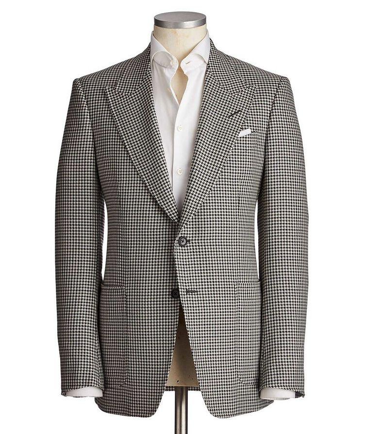 Shelton Wool, Mohair & Silk Sports Jacket image 0