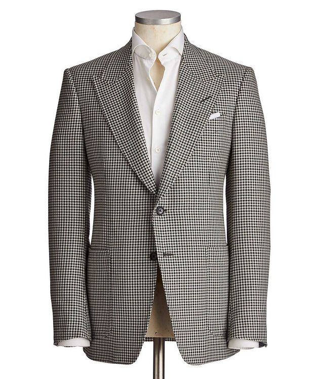 Shelton Wool, Mohair & Silk Sports Jacket picture 1